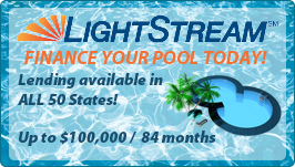 Swimming pool financing for NJ customers