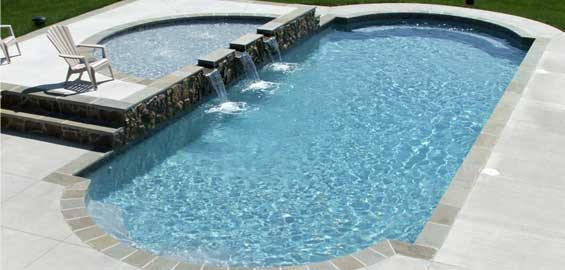 Fusion Swimming Pools from Diamond Pools