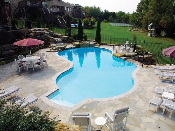 Vinyl Swimming Pools from Diamond Pools and Spas of NJ